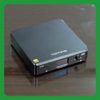 Topping D50 HiFi DAC Audio Amplifier Decoder USB Desktop XMOS XU208