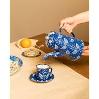 Baduy Batik Teapot Set