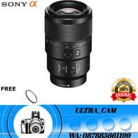 Lensa Sony FE 90MM F2.8 MACRO G OSS / SEL90M28G