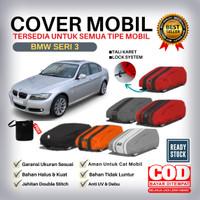 Cover Mobil Sedan BMW seri3 E90 Selimut Sarung Tutup Mantel - POLOS, FOTO NO.10