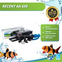 Mesin Top Filter Box Kotak Filter Aquarium Aquascape Recent AA 650