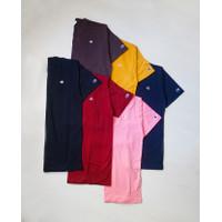 T-Shirt Kaos Champion Original Basic 2021 Men Pria