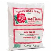 Tepung Beras Rose Brand