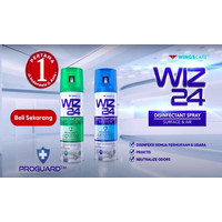 Wiz24 Disinfectant Spray Aerosol