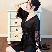 BISA COD - XXMAKE XXN122 Lingerie Sexy Baju Tidur Wanita G string