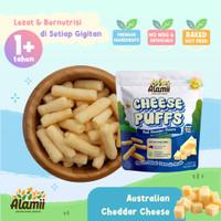 Snack Bayi / Anak - Alamii Cheese Puffs - 25G