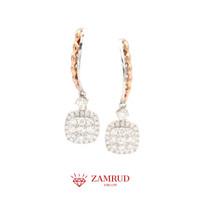 Anting Berlian 13543 ER Zamrud Jewellery