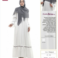 Rabbani Dresslim Bersa trc Gamis Baju Muslim Wanita Dewasa