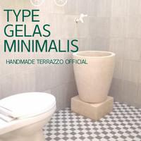 Bak Mandi Minimalis Type Gelas Bali