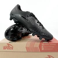Sepatu Bola Specs Swervo Hydra Pro FG Triple Black 101379 Original