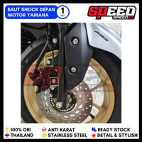 Baut Tabung Shock Sok Depan Nmax Aerox Xmax Lexi Probolt Thailand - Gold