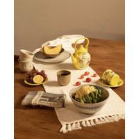 Keong Mas Batik Encim Teapot Set