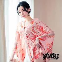 BISA COD - XXMAKE XXN121 Lingerie Sexy Baju Tidur Wanita G string