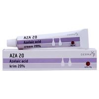 Aza20 / aza 20 azelaic acid krim 20 %