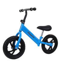 Balance bike / Push bike / Sepeda Anak Sepeda tanpa pedal - Biru