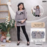 ( 3 - 10 Tahun ) Baju Atasan / Blouse Anak Perempuan Tanggung 1024