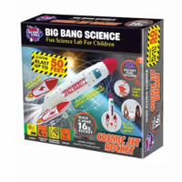 Rocket Launcher Science toy / STEAM Toys / DIY Project / Roket