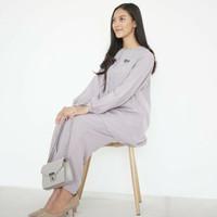 Set Ederra Alessandra - Lilac Marble, Reguler SM