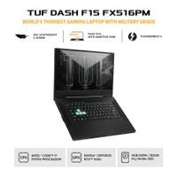 ASUS TUF DASH F15 FX516PM RTX 3060 144Hz i7 11370H 8GB 512GB W10 OHS