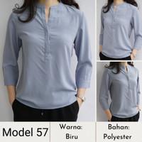 Baju dan Atasan Wanita Berbagai Model, Blouse, Murah Berkualitas - Model 57, S