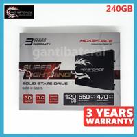 SSD Laptop Notebook Komputer SATA III 240GB 2.5 inch New