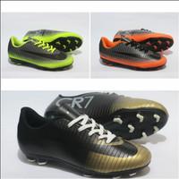 Sepatu Bola Nike CR7 pria Mercurial super Terbaru Murah Nike tiempo
