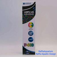 Lampu Kandila Led P 300 Rgb P300 Lampu Awuarium Aquascape 30 - 40 Cm