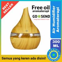 Pengharum ruangan otomatis Wood Grain 300ml K-H98 - light + oil