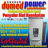 Ruang Kedap Suara Alat Audiometer - Chamber Audiometri ALKeS EXPo