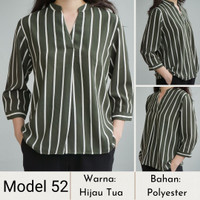 Baju Wanita/Blouse/Blazer Basic dan Elegan-Koleksi Ketiga