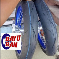 Ban Donat Primaax Sk01 100 70 Ring 17 Tube Type