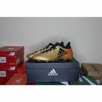 Sepatu Bola Adidas Football Tagome Gold / Black