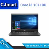 Notebook Dell Latitude 3410 (Core i3 10110U, 4GB , 1 TB) - 4 gb