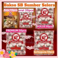 Bakso sapi SB premium isi 50 Bakso sapi Sumber Selera Kebun jeruk ASLI
