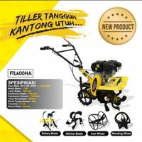 Cultivator Mini Tiller Traktor Bajak Sawah Firman FTL600HA /FTL 600 HA
