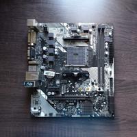 asrock a320m hdv r4.0 socket am4