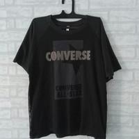 Kaos Tshirt Converse All star big logo original