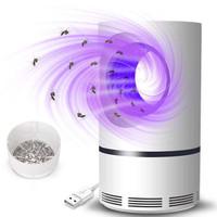Aleekit Pembasmi Nyamuk Mosquito Killer UV Vortex Purple Light - 188