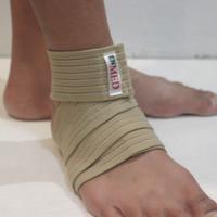elastis bandage 100 cm pelindung lutut atau siku dari cidera