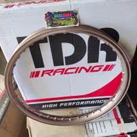 Velg TDR ER Shape 140 ring 17 Titanium Brown (Harga 1 biji)