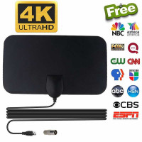 antena tv digital indoor - antena tv portable - antena dalam ruangan