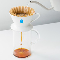 Pour Over - Manual Drip Coffee 12 oz by Bleum Coffee