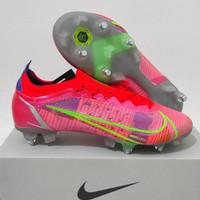 Sepatu Bola Nike Mercurial Vapor14 Elite Bright Crimson Sg
