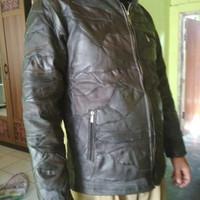 jaket kulit sambung domba