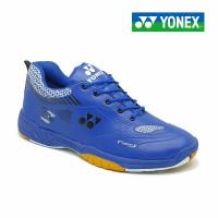 Sepatu Sport Yonex 65 W Olahraga Joging Badminton Bulutangkis Pria - BIRU-, 39