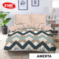 BED COVER SET KINTAKUN DLUXE KING SIZE 180X200 - ABEL NEW