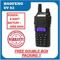 Baofeng UV82 Ht Bao feng uv 82 uv-82 Dual band dualband VHF UHF fm Wal
