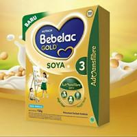 Bebelac Gold Soya 3 Vanilla 700gr