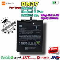 Battery Baterai Batrai Xiaomi BN37 BN 37 Redmi 6 Redmi 6A Redmi 6 Pro