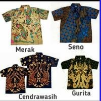 batik rifqi | Hem batik anak 1 - 12 tahun